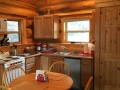 Haywood Cabin Kitchen